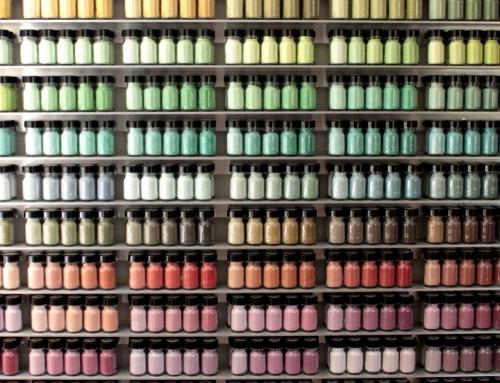 Color Palettes: Geheimnisvolle Welt der Farben – Kremer Farbpigmente