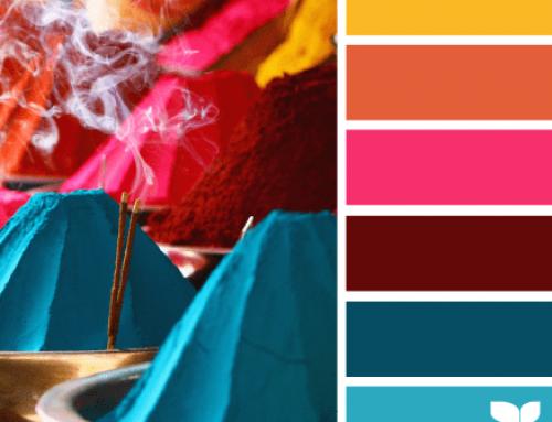 Color Palettes: Farbinspiration im Bazaar-Style