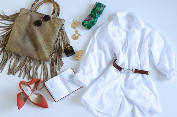 Stylingworkshop- Fashion Flatlay