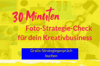 Foto-Strategie-Check Produktfotos stylen