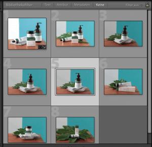 Lightroom fuer Bildbearbeitung Produktfotografie