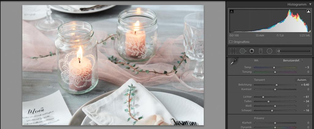 Lightroom Tutorian 3 easy Tipps für die schnelle und stressfreie Bildbearbeitung