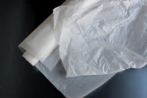 Seidenpapier für Fashion Flatlays
