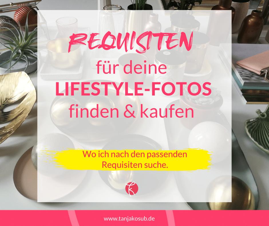 Requisiten für Lifestylefotos kaufen - Vorschaubild Blog