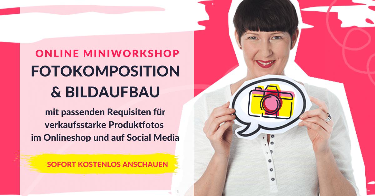 Workshop Produktfotografie Page