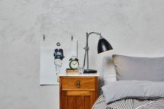 Interieur-Styling Schlafzimmer