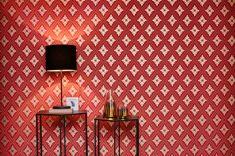 Interieur-Styling Tapete