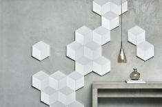 Interieur-Styling Wandelemente
