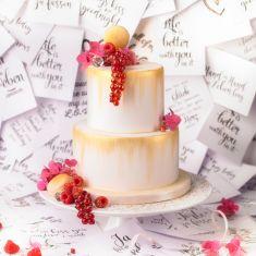 Styling & Konzept Hochzeitstorte
