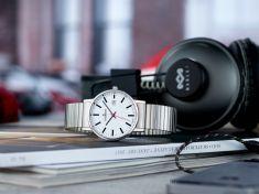 Uhren-Styling für Dugena