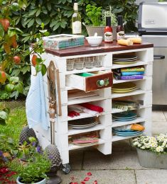 """Styling & Set Design für Buch """"Shabby Charme im Garten"""""""