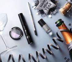 Styling & Setdesign Beautyprodukte Silvester