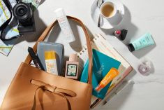 Props & Flatlay-Styling Thema Travel City
