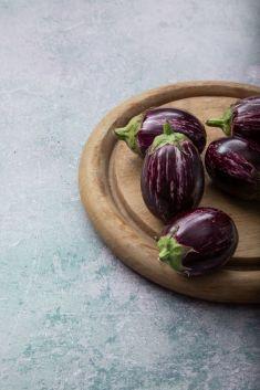 Foodstyling Foodstill Aubergine